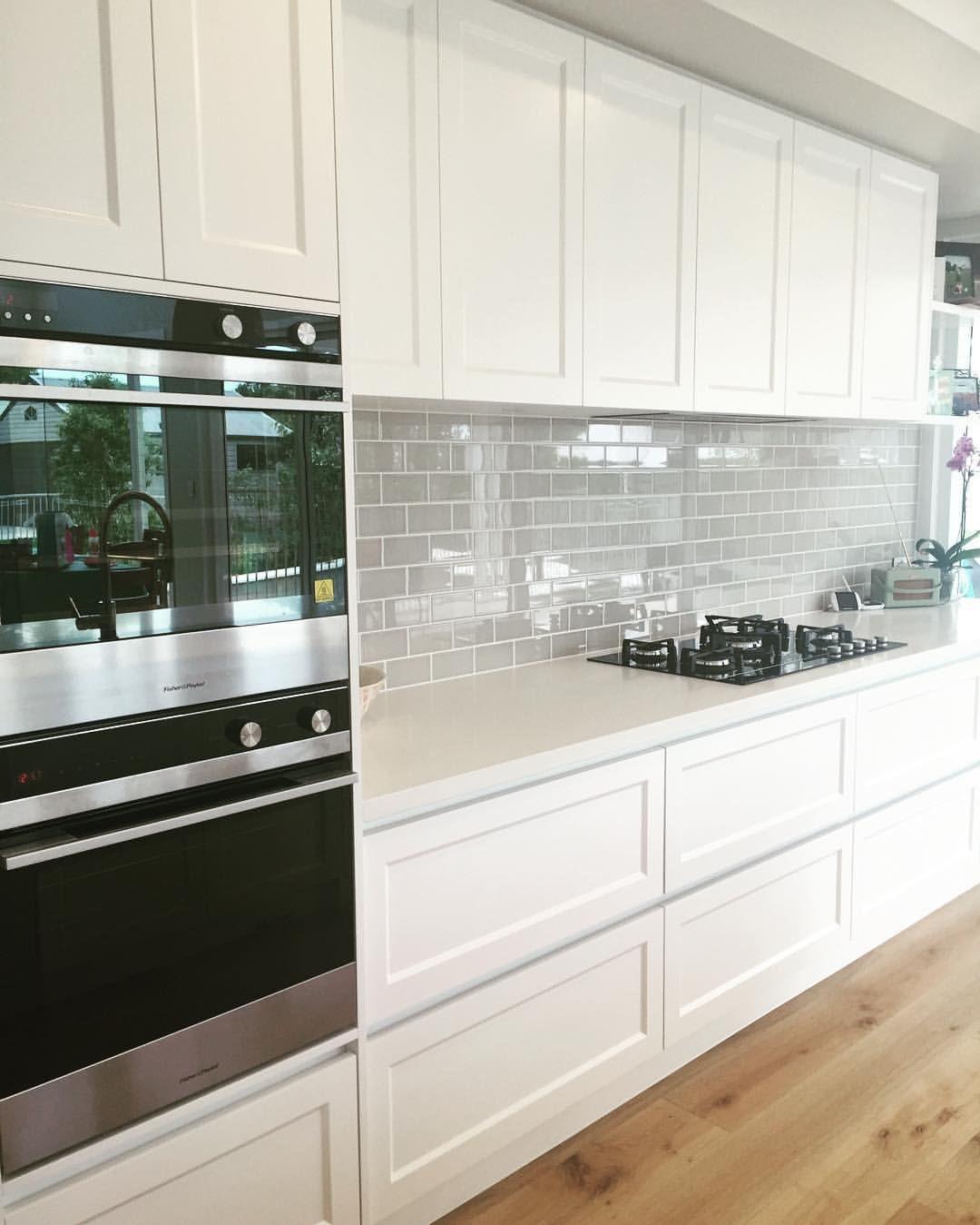 Handleless Profile Kitchen Love The Streamline Look With No Handles Wk Quantumqu Kitchen Cabinets Without Handles Kitchen Without Handles Kitchen Design