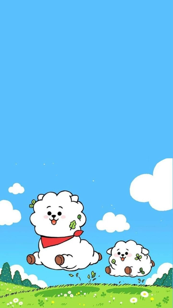 Image about cute in BT21 by daniel johns- on We Heart It