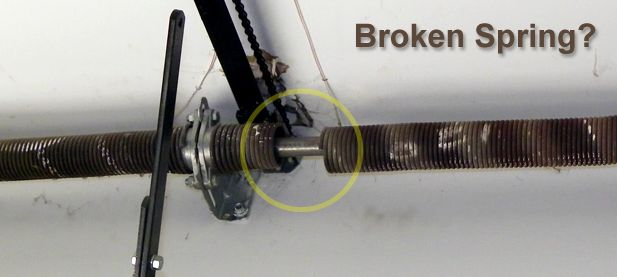 Broken Garage Door Spring Repair And Replacement Riverside Http