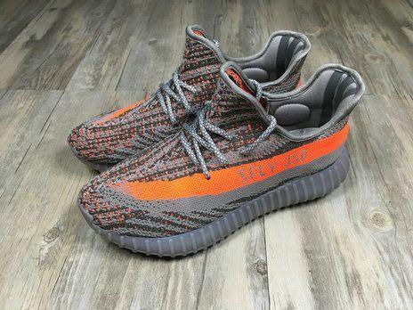 Adidas yeezy impulso 350 v2 kanye west 2017 scarpe beluga bb1826 buio