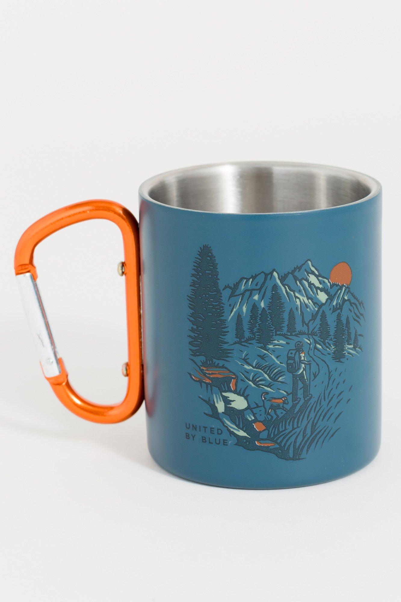 Passing Through 10 Oz Carabiner Cup Mugs Bathroom Cups Cute Coffee Mugs