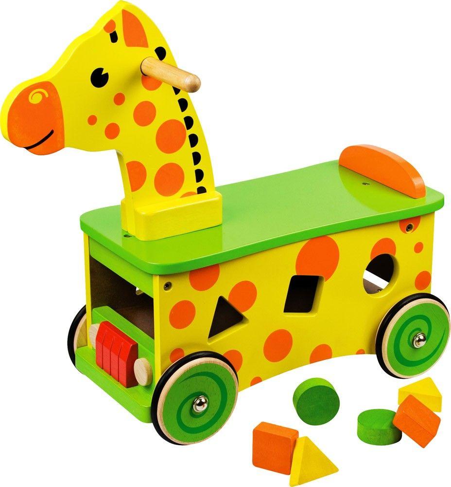 Premergator girafa