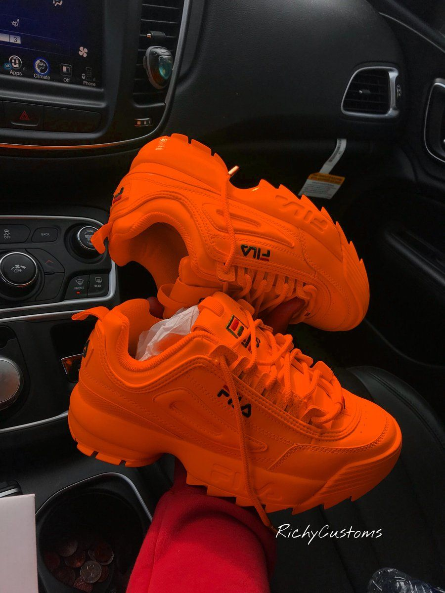 Products | Sneakers, Shoes, Orange shoes
