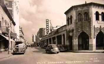 Calle Zaragoza 1950's
