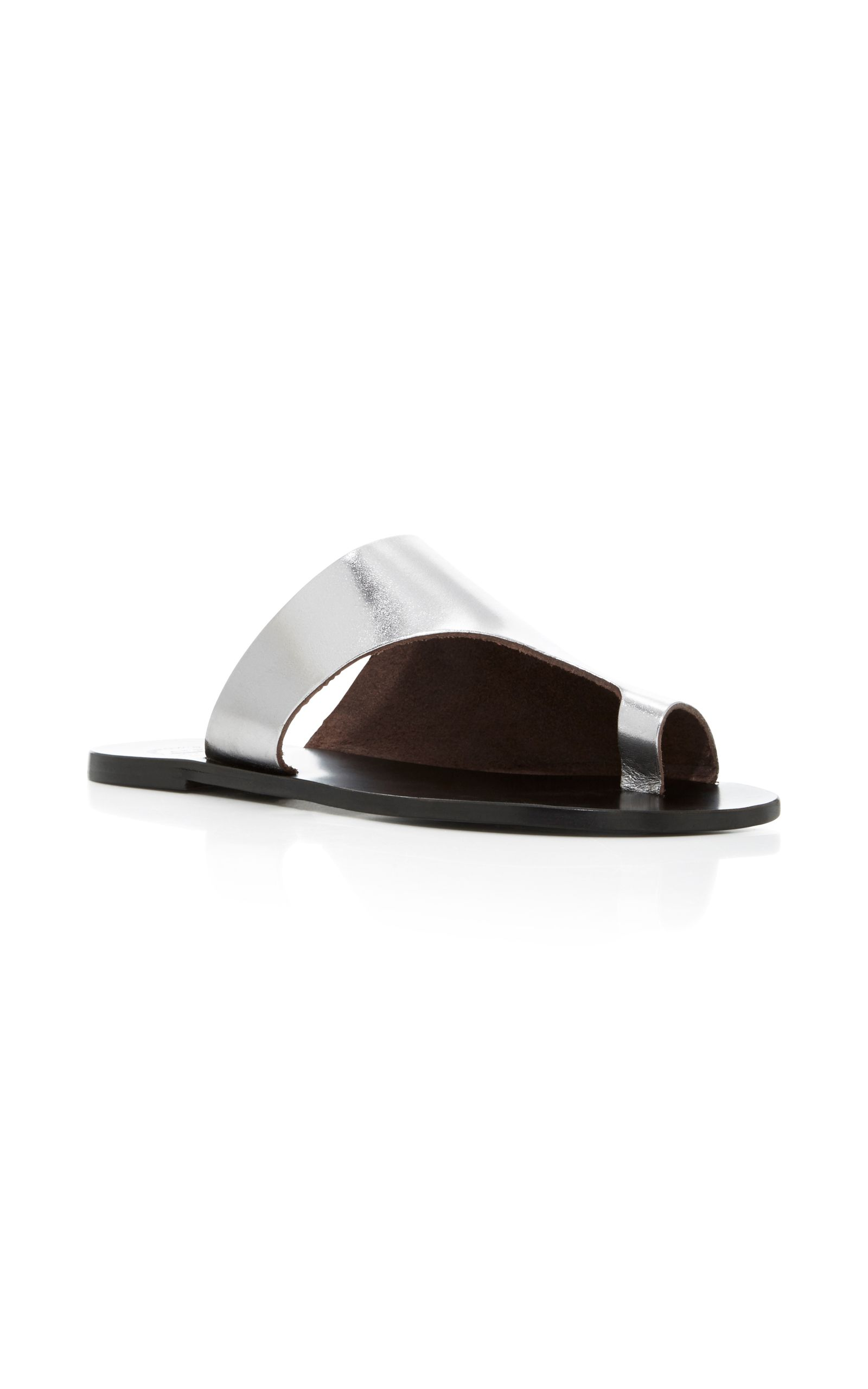ATP Atelier Leather Crossover Sandals excellent sale online outlet latest supply cheap price many kinds of cheap price outlet online shop M6vc3R