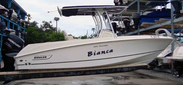 Used 2011 Boston Whaler 220 Outrage, Clearwater, Fl - 33764