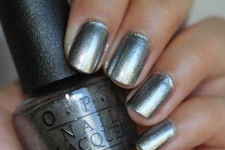 Great metallic color! McKenzie Wild: Favorite Things: Nail Polish