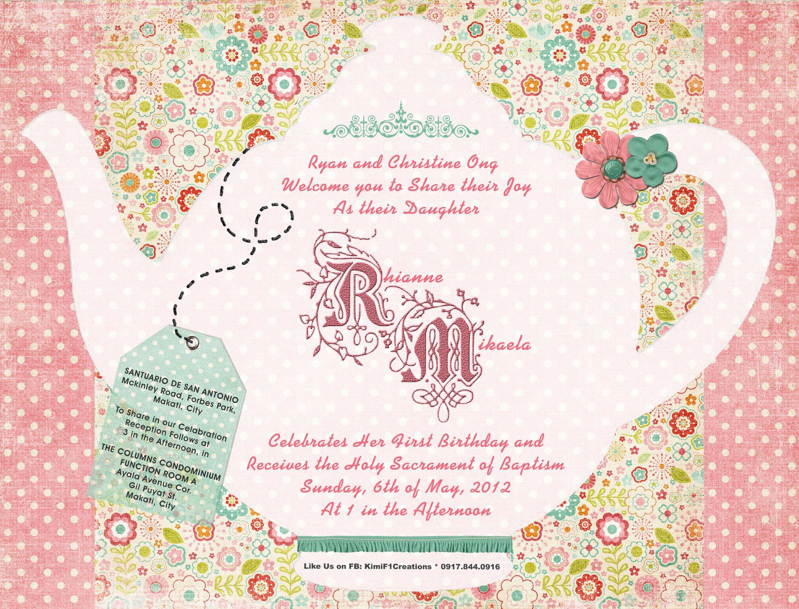 17 best images about tea party invitation inspiration templates on 17 best images about tea party invitation inspiration templates on tea parties birthday tea parties and girl birthday