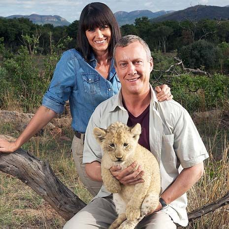 Stephen Tompkinson Wild At Heart British Tv Show That Takes Place In Africa Wild Hearts Dci Banks British Tv