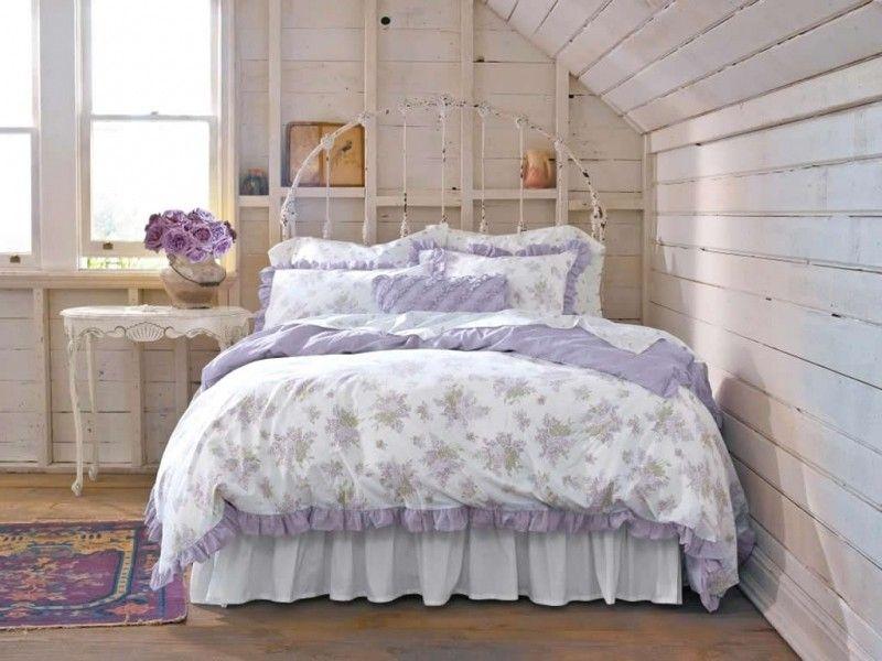 Shabby Chic Bedroom Sets   Foter Lavender And Lilac Duvet.