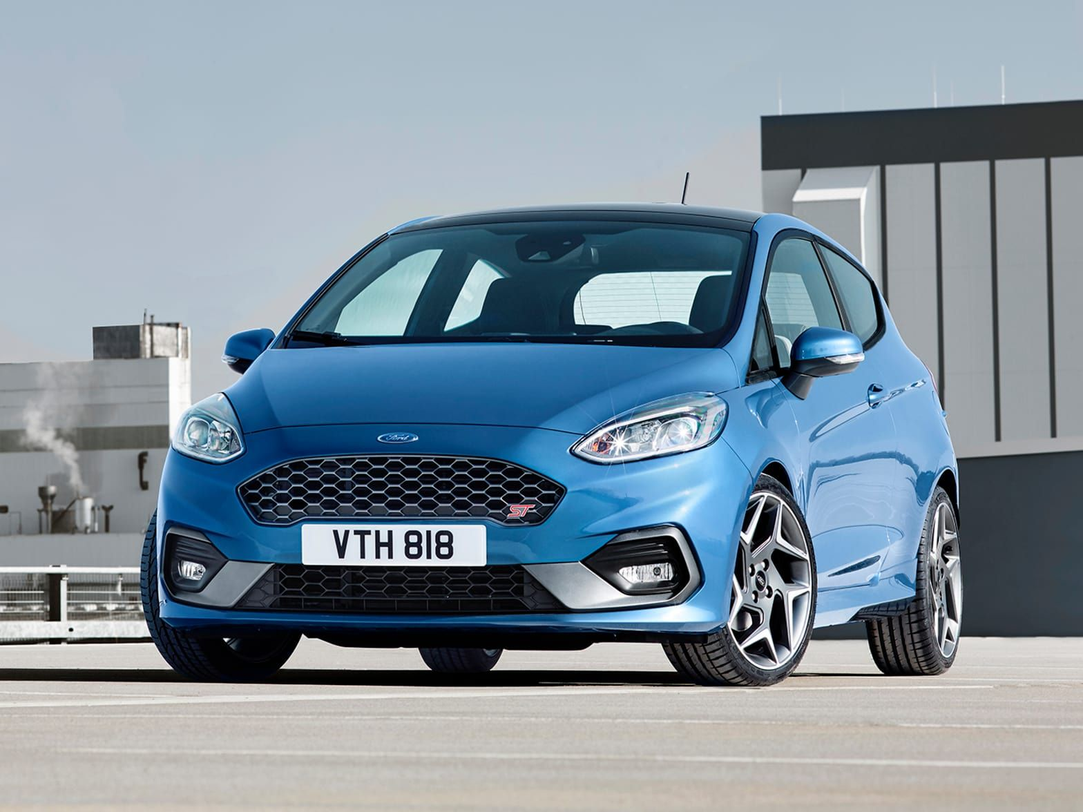 The third generation of the award winning ford fiesta st has been revealed set to