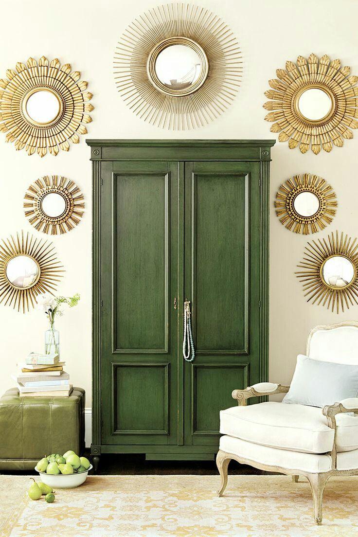 Cómo actualizar un armario antiguo | Bohemian and Chic … | Home ...