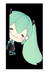 80 Hatsune Miku Emoticons Free Download Hatsune Miku Miku Hatsune Kawaii Hatsune