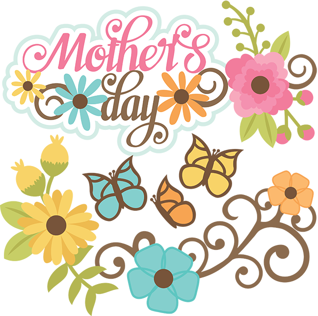 20+ Mothers Day Clipart Flowers