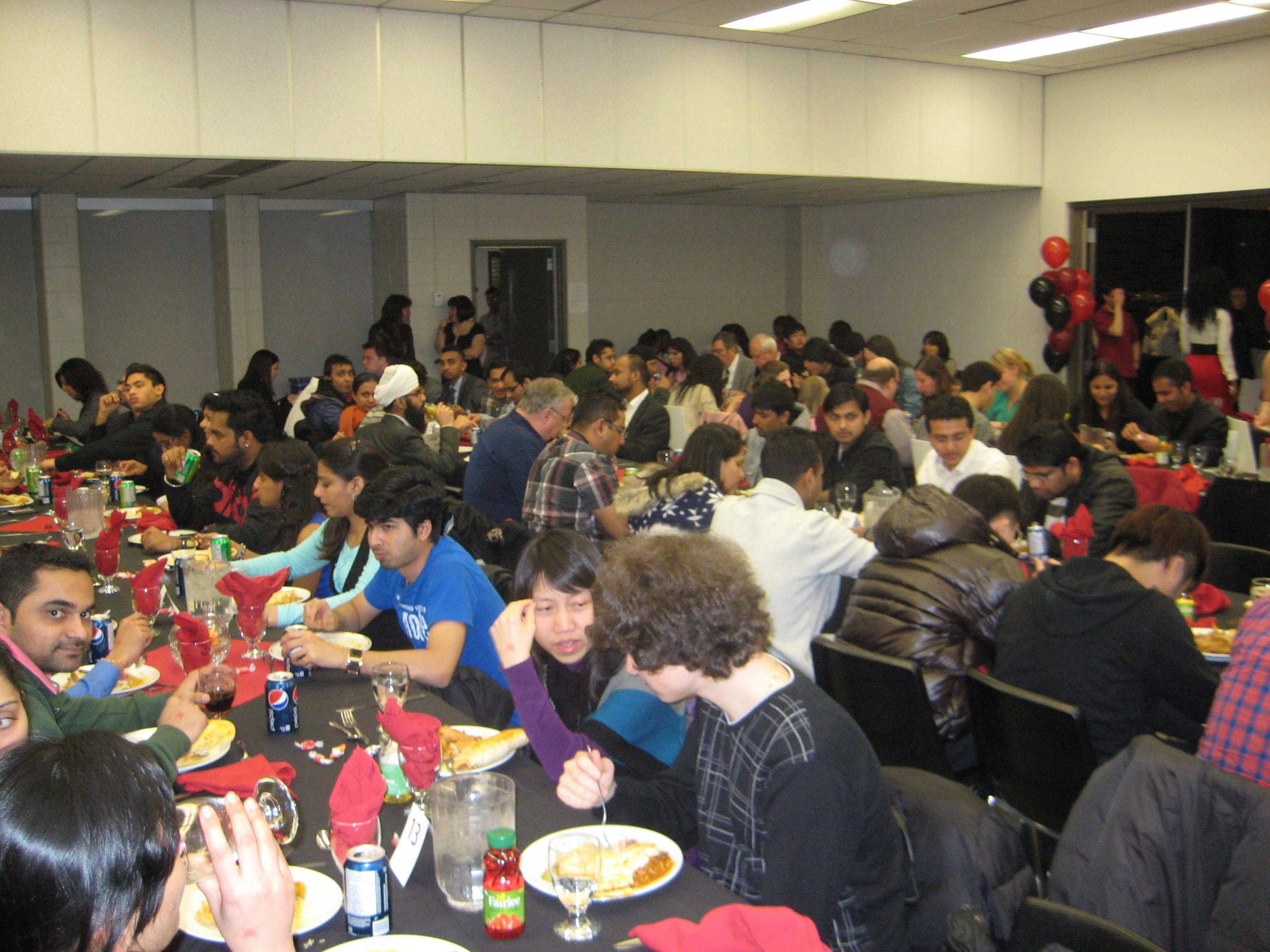 International student celebration april 2nd 2013