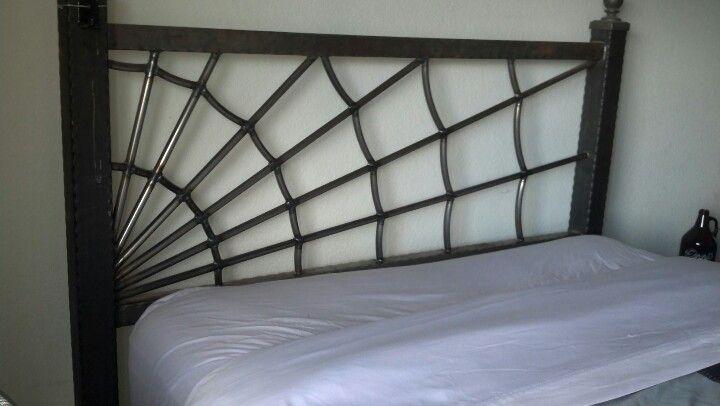 Spider Web Bed Frame Welding Stuff Pinterest Spider