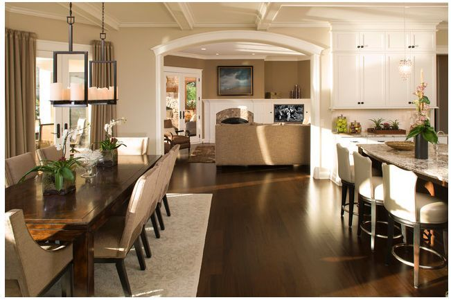 kitchens with sherwin williams softer tan paint color small kitchen design open floor plan open floor plan kitchen design