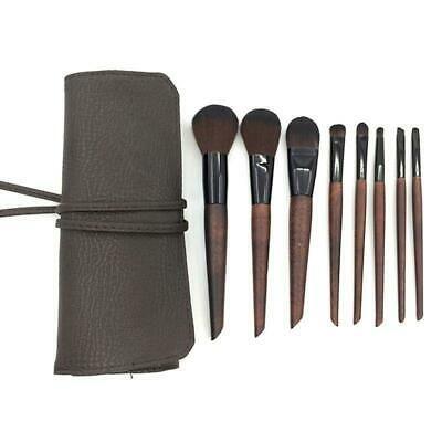 8pcs Makeup Brushes Set Foundation Powder Blush Cosmetic Brush Tools Pouch Bag