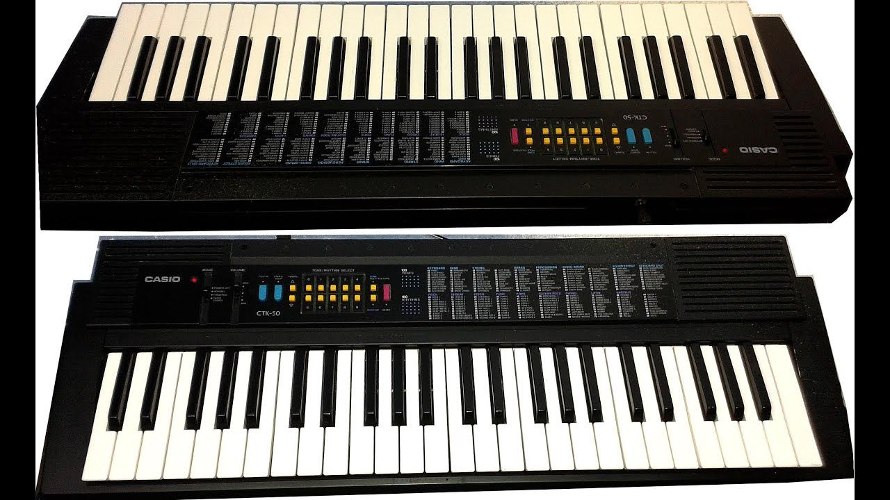 Casio Ctk 50 Casio