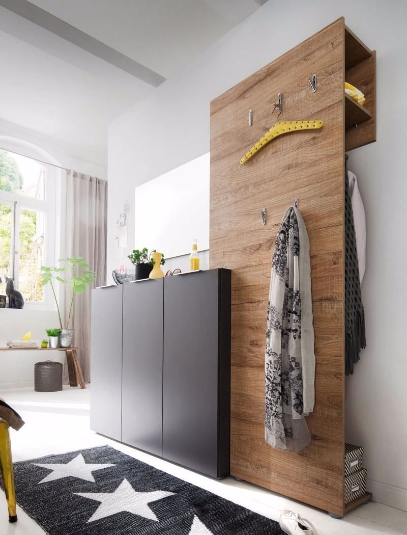 Garderobe Eingangsbereich In 2020 Small Hallways Hall Wardrobe Home