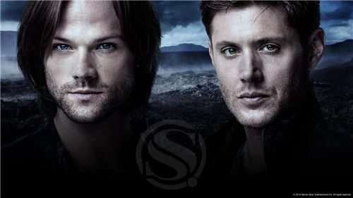 Supernatural Winchester Bros Wall Poster 20x30cm Supernatural