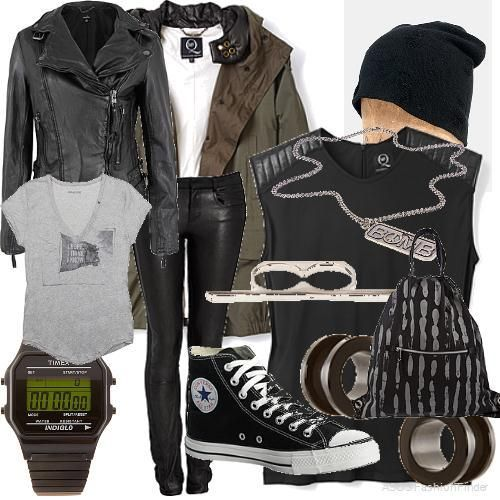 Best 25+ Rock star outfit ideas on Pinterest | Rock style fashion Rock style and Grunge style