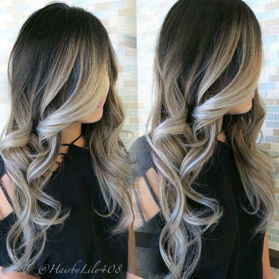 Ballayage Blond avec guy tang. kenra color. | hair couleur & ballayage | pinterest