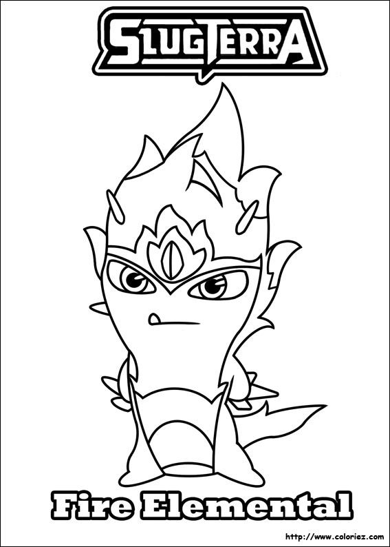 slugterra coloring pages transformation quotes - photo#31