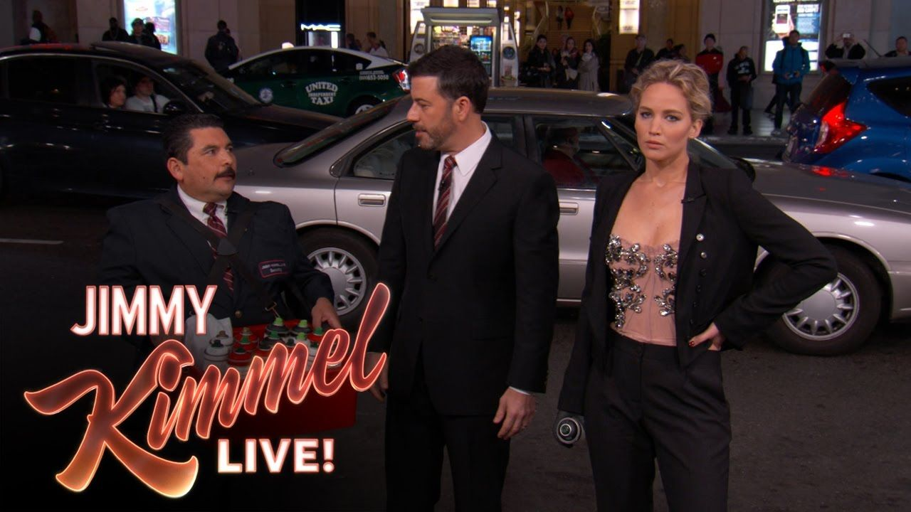 Jennifer Lawrence Gets Her Revenge on Chris Pratt