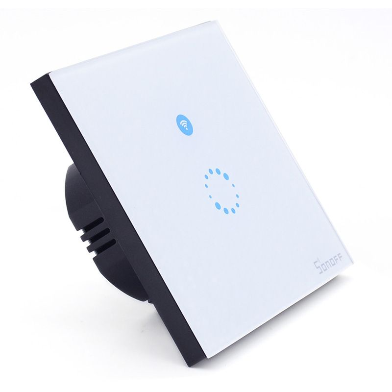 Itead Sonoff Touch Switch, Wifi LED Light Wall Smart Home Remote
