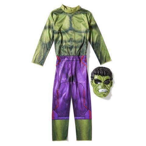 Marvel Avengers Hulk Costume Kmart Hulk Avengers Hulk Costume Hulk