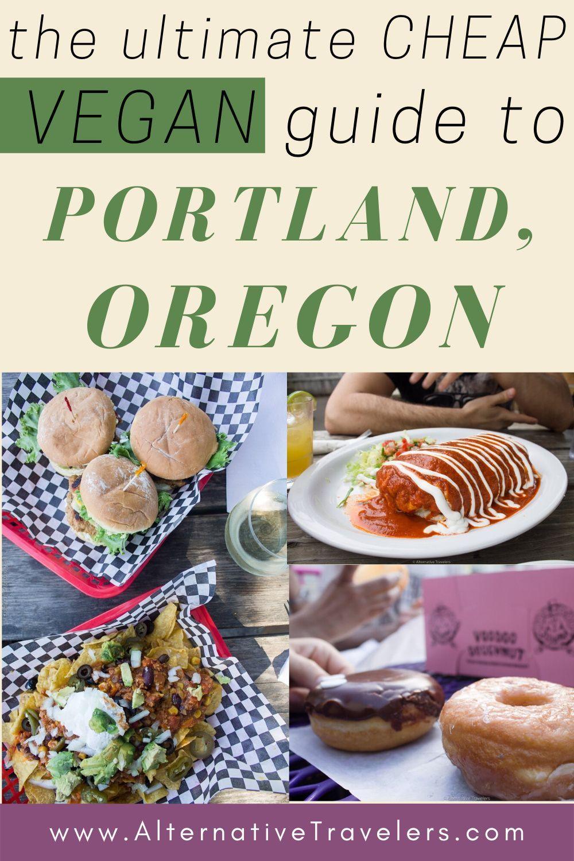 The Best Vegan And Vegetarian Eats In Portland In 2020 Best Vegan Restaurants Healthy Dining Vegan Restaurants