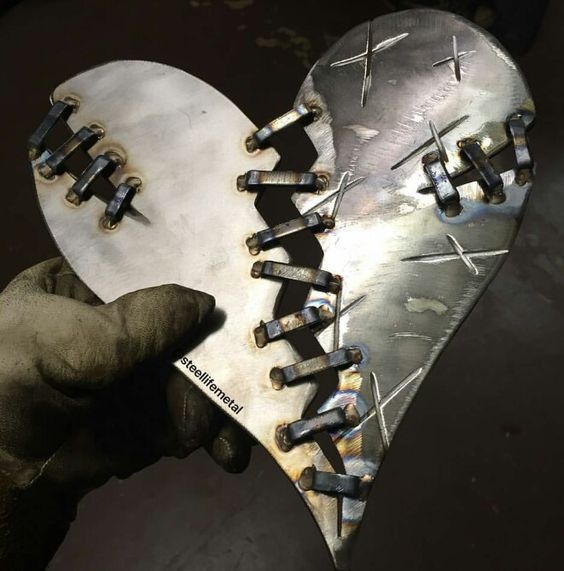 Pin by charles meinel on steal art pinterest metals for Cool things to weld