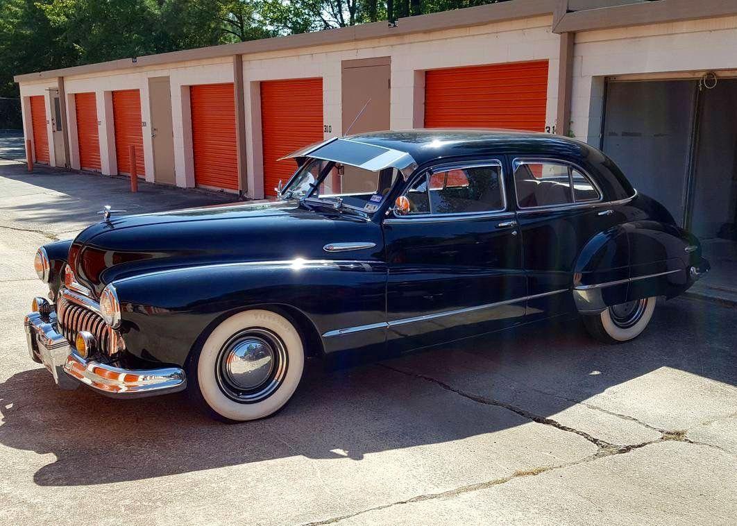 1947 Buick Super four door sedan...with extras... | Vintage ...