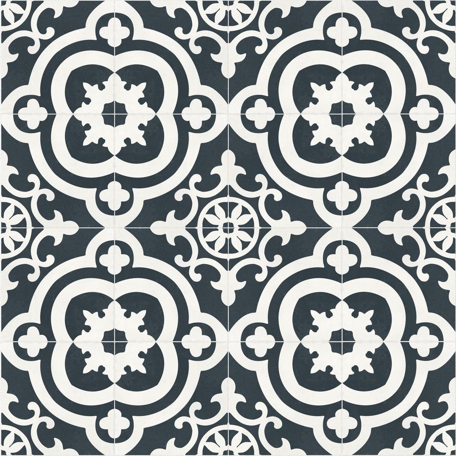 White Ceramic Floor And Wall Tile
