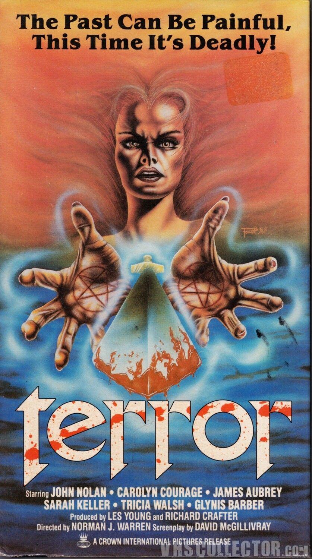 Terror (1978) Creepy movies, Science fiction movie