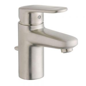 Pics On Grohe Bathroom Faucets Brushed Nickel