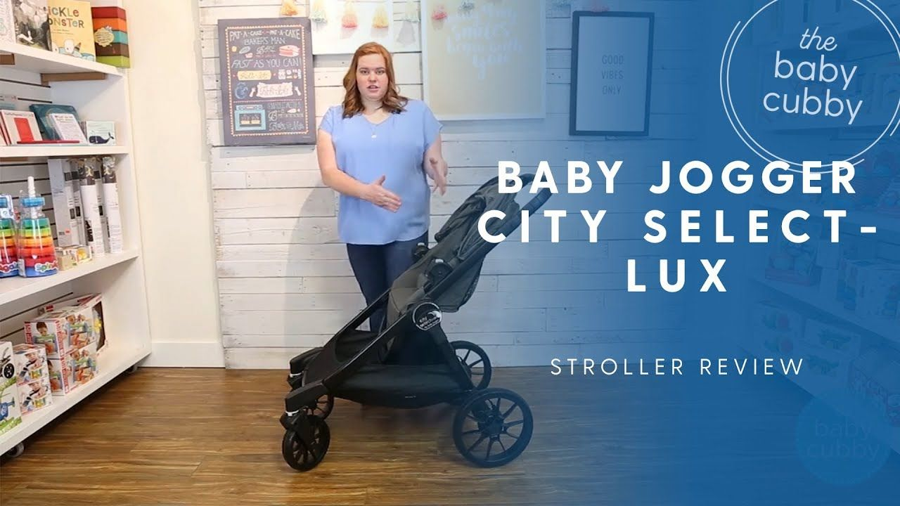Baby Jogger City Select Lux Review http//www.babycubby