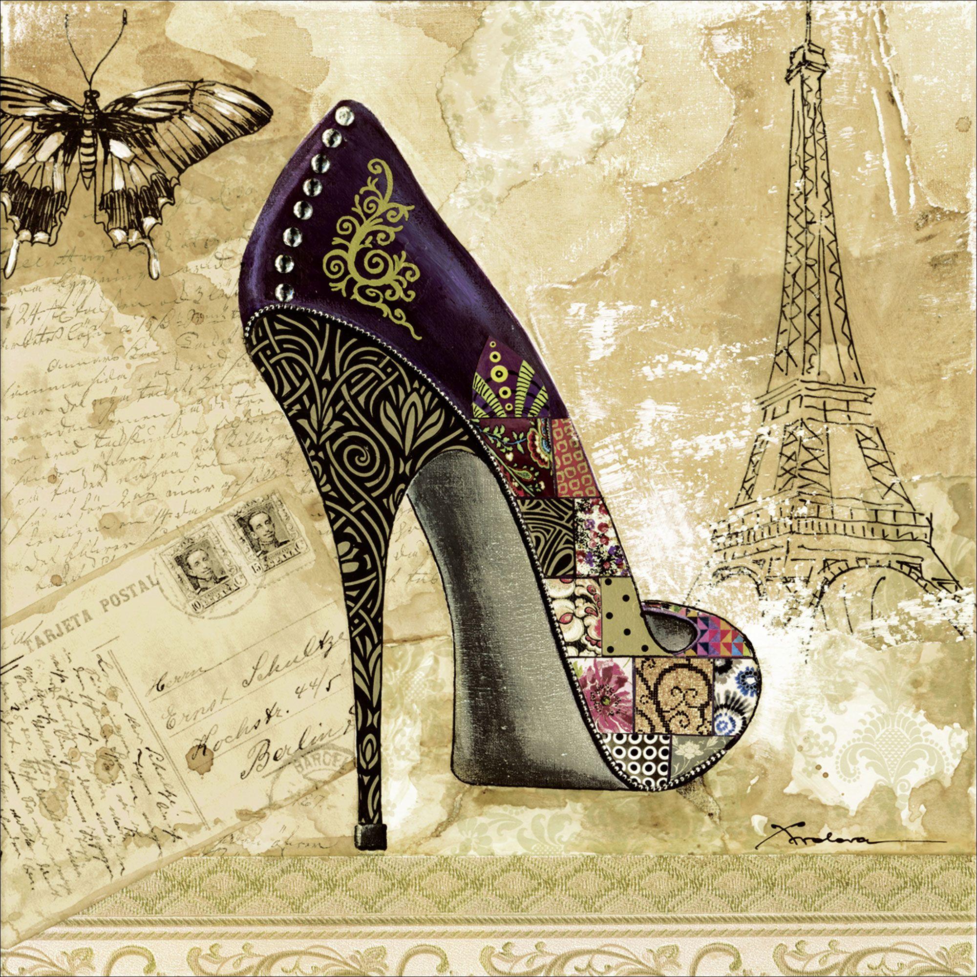 Pin De Tl En Do Kartek Arte De Zapatos Zapatos Dibujos Pintura De Zapato