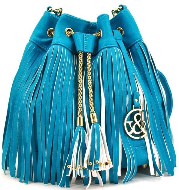 & Fringe Bag