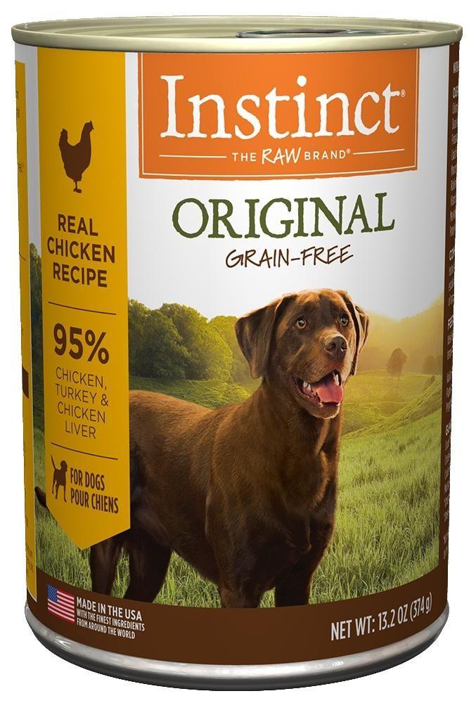 Nature's Variety Instinct GrainFree Chicken Formula