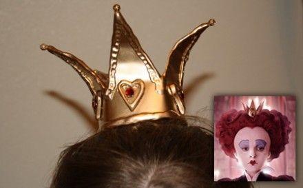 Queen Of Hearts Costume Alice In Wonderland Costume Alice
