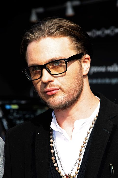 SEE THE WHOLE GALLERY! Actor Michael Pitt attends the Lancia Cafe during the 5th Rome International Film Festival.