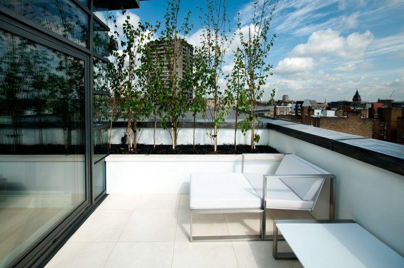 Dachterrasse gestalten - Tipps und 42 tolle Ideen - Haus \ Garten - terrassen ideen garten dachterrassen