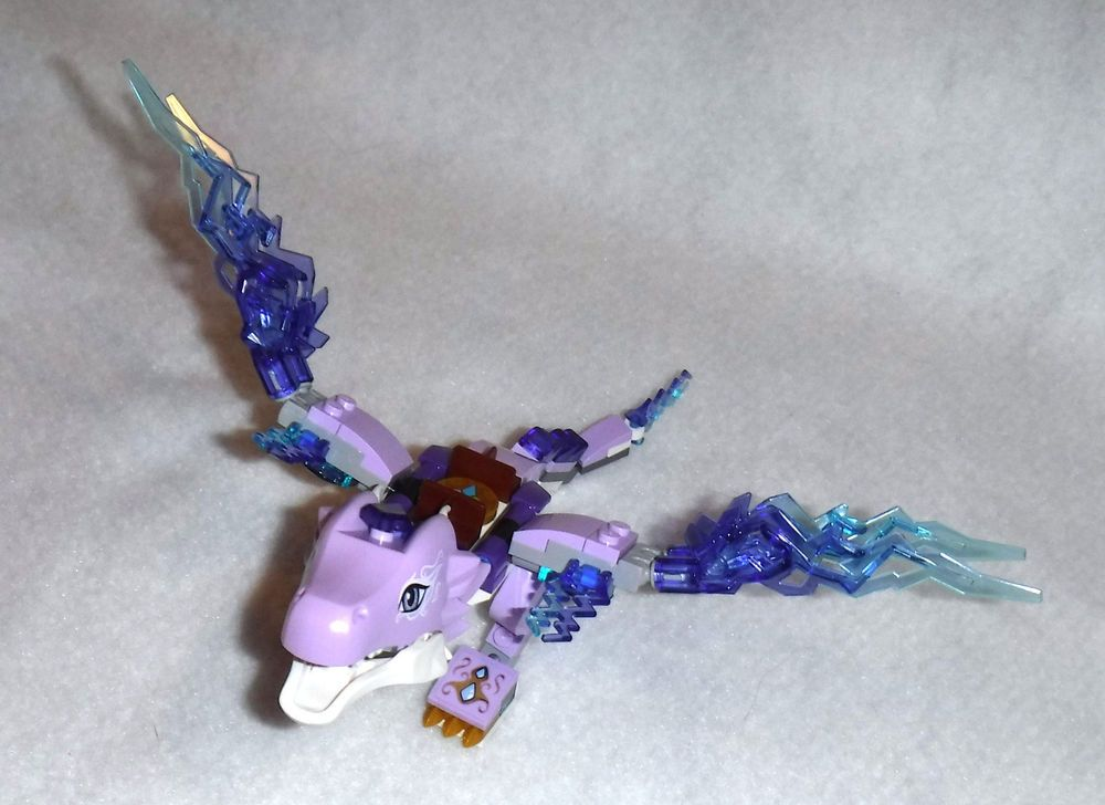 New Lego Elves MiniFigure CYCLO the Guardian Wind Dragon 41193