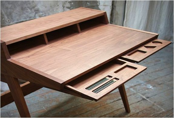 Laura Desk a beautiful creation Phloem Studio.