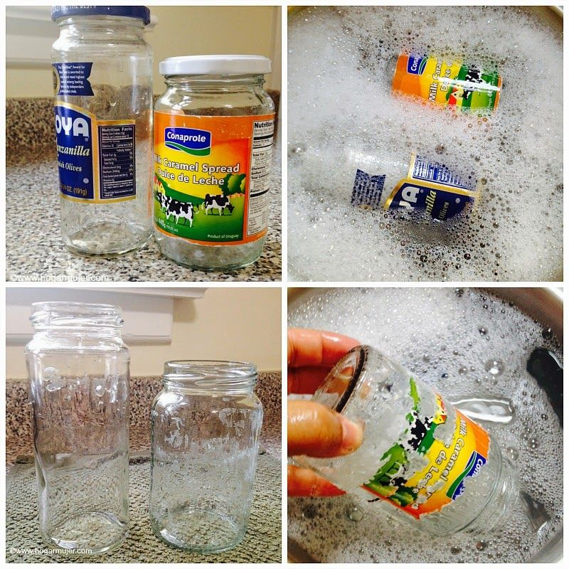 como quitar pegamento de cristal