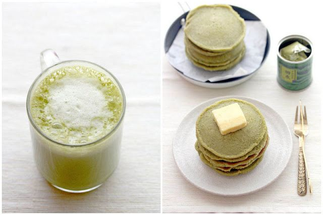 Photo of Matcha Hotcakes