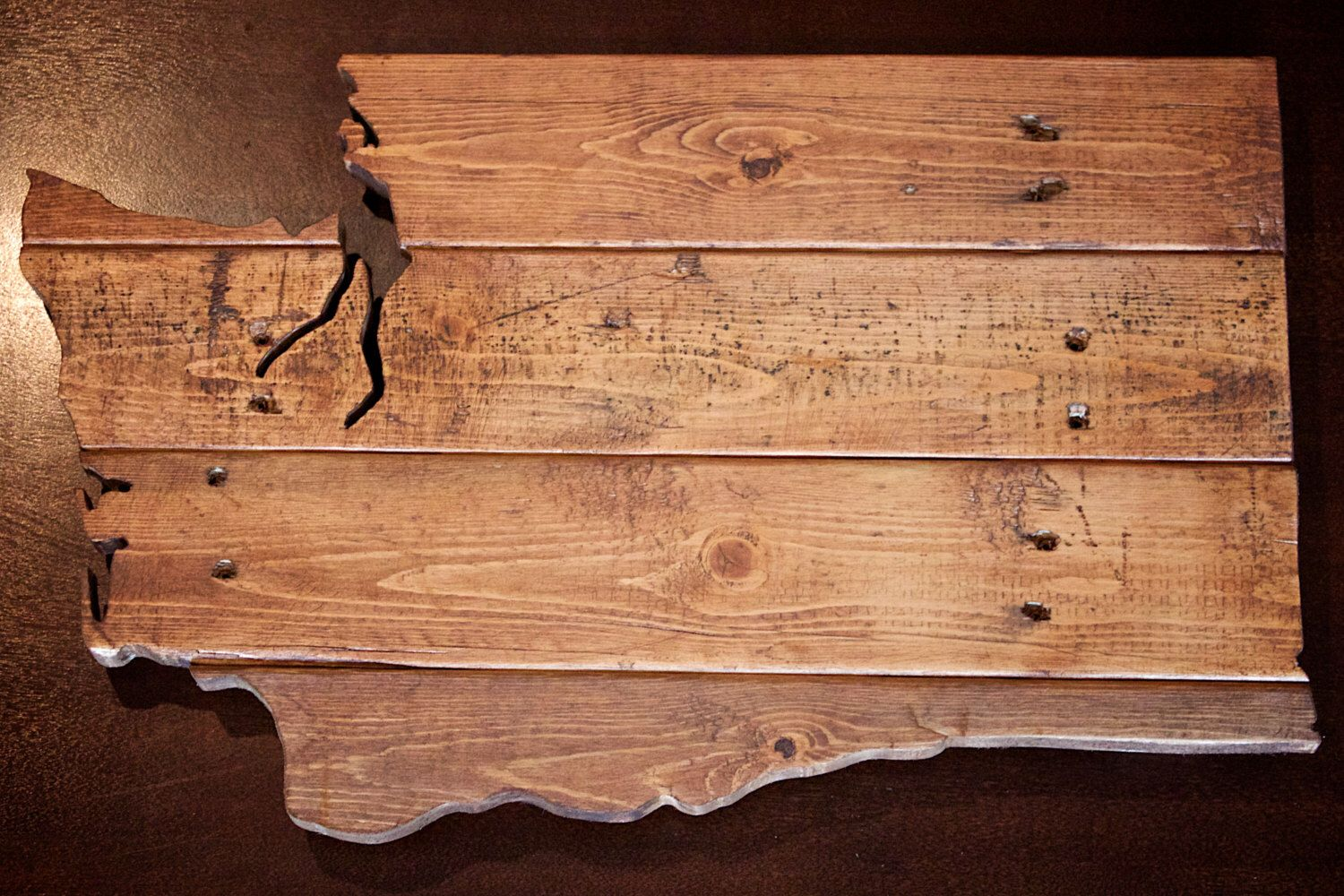 Washington State Wood Sign Wa State Wood Sign Washington State Wall Art Washington State Home Decor Rustic Washington Sign Wood Signs State Wall Art Wood