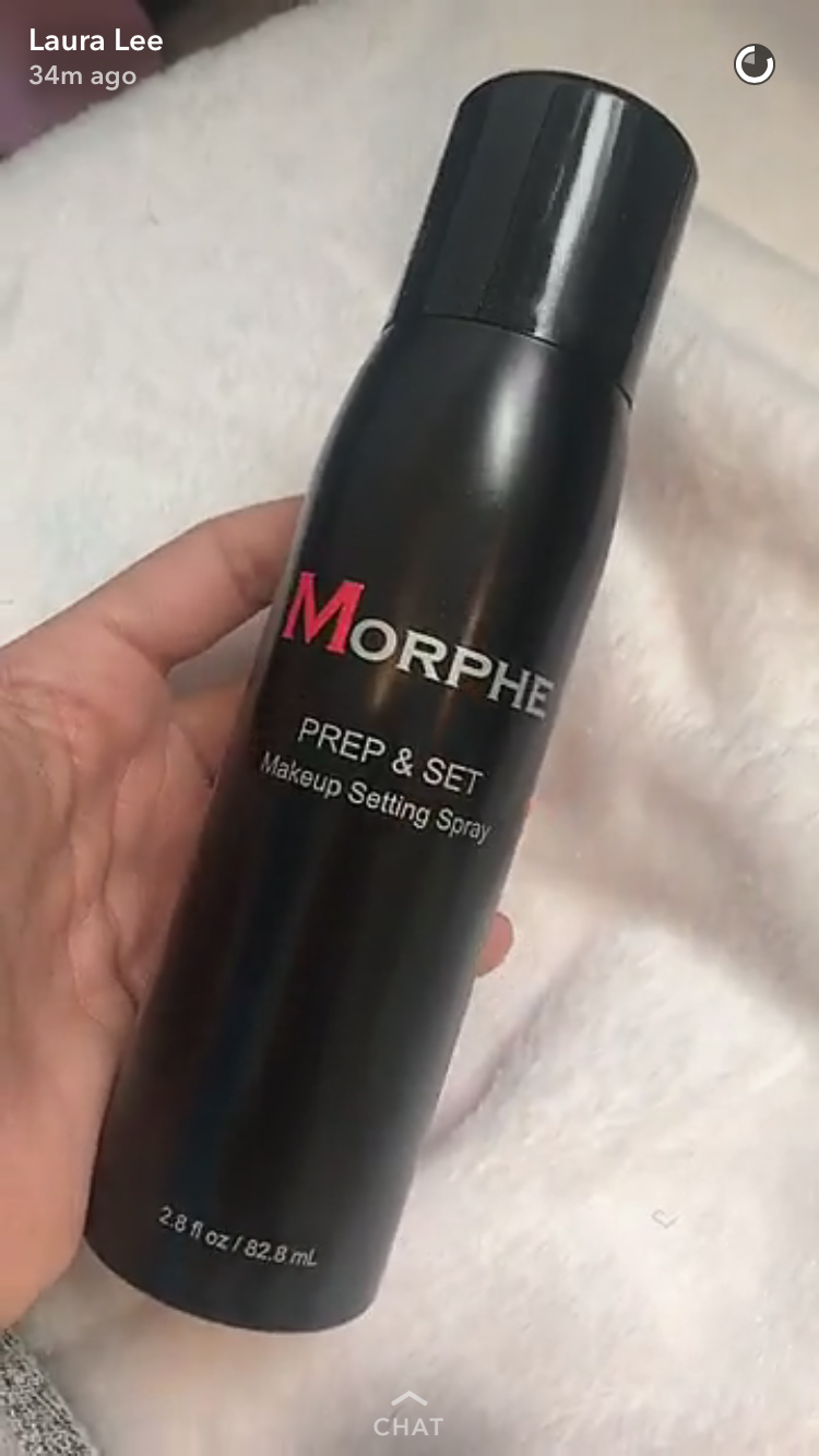 Prep & Set Makeup Setting Spray by Morphe #13